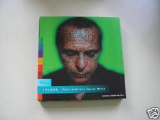 CD POP Peter Gabriel Xplora 1 CD-ROM BOX Real World