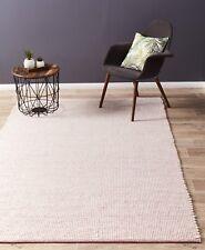 LOFT WOOL 300 NEW POP PINK Modern Rug Large Floor Mat Carpet FREE DELIVERY*