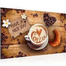 Deko-Bilder & -Drucke für die Küche Wandbild Kaffee günstig ...
