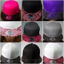 dope snakeskin snapback caps, fresh flat peak baseball hats hip hop urban street