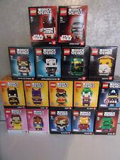 LEGO Brick Headz - for Selection - NIP