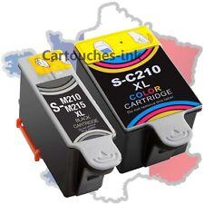 Cartouches encres génériques pour imprimante Samsung CJX-1050W C210 M215 M210 XL