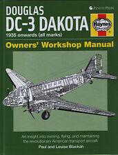 Douglas DC-3 Dakota - 1935 onwards (all marks) - Owners' Workshop Manual - New