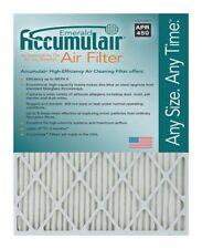 Accumulair Emerald MERV 6 Air Filter/Furnace Filters (4 pack)