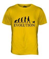 Affenpinscher Evolution de L'Homme T-Shirt Haut Chien Affen Affie Amant Cadeau