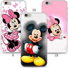 Disney Minnie Micky Maus Kinder Cartoon-geschenk Hülle Apple iPhone 4 5 6 7 Plus