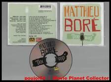 "MATTHIEU BORE ""Doo Wop"" (CD) 2003"