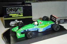 ONYX 127 127B 128 JORDAN FORD 191 F1 Modèle Voitures Gachot Moreno Zanardi Cesaris