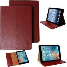 Premium cuero cover para Apple iPad/Samsung Galaxy Tab funda Tablet Case
