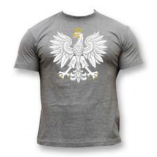 T-Shirt Koszulka Patriotic Eagle Poland Polish Orzeł Wielka Polska Walczaca K26