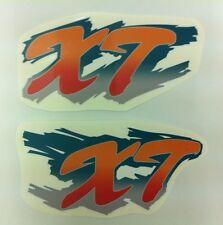 YAMAHA  XT600 AVV.EL.3TB '91 Bianco/ serbatoio- adesivi/adhesives/stickers/decal
