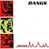 The Bangs Tiger Beat CD 1998 Kill Rock Stars Records Olympia Washington KRS-294