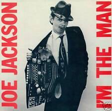 """JOE JACKSON I´M THE MAN 5 UNIQUE + AFFICHE 7"""" S3201"""