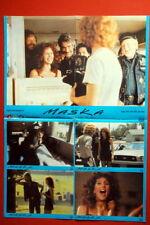 Mask Cher Peter Bogdanovich 1985 Exyu Movie Poster