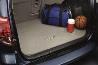 2006-2012 RAV4 CARPET CARGO MAT ASH GRAY W/O 3RD ROW SEAT GENUINE TOYOTA