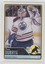 2012-13 O-Pee-Chee #263 Devan Dubnyk Edmonton Oilers Hockey Card