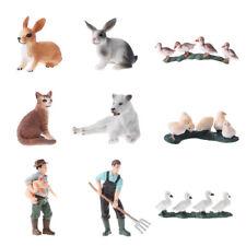 PVC Wildlife/ Farm Animal Models Figurine Kids Children Nature & Science Toys