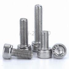 M6 M8 M10 Fine Thread Socket Head Cap Screws Allen Bolt - A2 304 Stainless Steel