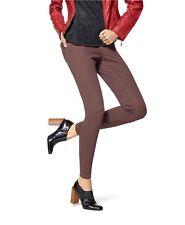 Hue U17194.Distsy Floral  Slate/Black Essential Denim Leggings - MSRP $40