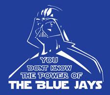 Darth Vader Toronto Blue Jays shirt Star Wars t-shirt baseball Osuna Donaldson