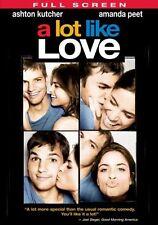 A Lot Like Love (DVD) Ashton Kutcher, Amanda Peet