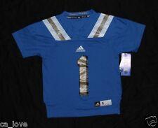 UCLA Bruins adidas Kids Youth #1 Replica Football Jersey