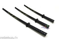 Samurai Holz Übungs -Schwert Bokken Drache Motive  schwarz