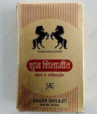 Bulk Shilajit Double Horse Brand Pure Himalayan Silajit Mumio Asphaltum Resin