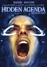 Hidden Agenda (DVD, 2009)