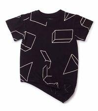 NUNUNU  T-Shirt schwarz unisex 98 104 110 116 122 128 134 140 146 152 158 164