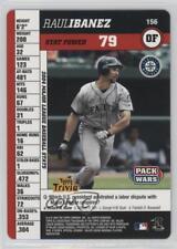 2005 Topps Pack Wars #156 Raul Ibanez Seattle Mariners Baseball Card