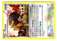 POKEMON NOIR & BLANC RARE N°  91/114 FRISON 100 PV