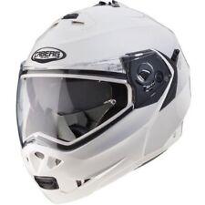 caberg duke ii AVANT basculable DVS TOURING casque moto métal blanc
