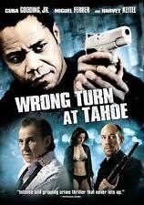Wrong Turn at Tahoe (DVD, 2010) LIKE NEW