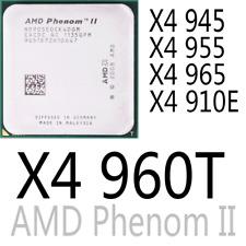 AMD Phenom II X4 945 X4 955 X4 965 X4 960T X4 910E AMD Series CPU Processor