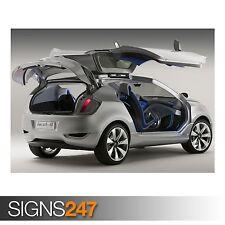Concepto de Hyundai 5 (AC649) cartel de auto-foto imagen arte cartel impresión A0 a A4