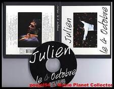 "JULIEN CLERC ""Le 4 Octobre"" (CD Digipack) 1997"