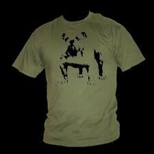 British Bulldog ICONA CANE & ANIMALI uomo - T-shirt tutte le taglie