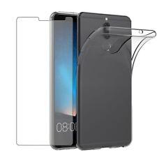 COVER per Huawei MATE 10 Lite Pro 9 CUSTODIA in TPU + PELLICOLA VETRO TEMPERATO