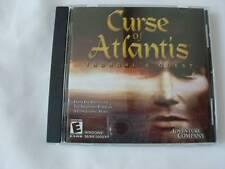 CURSE OF ATLANTIS THORGAL'S QUEST  PC GAME