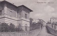 * MONTECATINI ALTO - Villino Crocco 1910