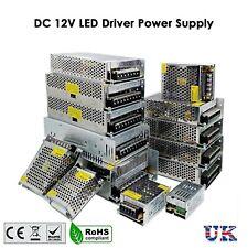 AC 240V To DC 12V LED Driver Adapter Transformer Power Supply For LED Strip IP20