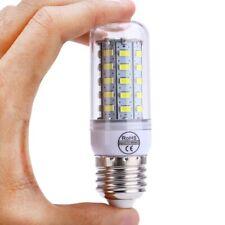 AC 220V E27 E14 G9 GU10 B22 4.5W LED Maïs Ampoule Lampe Lumière 48 LEDs SMD 5730