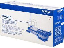 Original Brother tóner tn-2210 artículo nuevo + embalaje original hl-2240 dcp-7065n - 7070 fax 2940