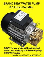 General Electric WATER PUMP compact CEME 'MTP 600'     8.3L per minute Flow.  UK