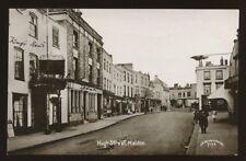 Essex MALDON High St 1912 RP PPC