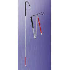 Ossenberg Sehbehinderten Taststock mit Gewinde ohne Spitze faltbar