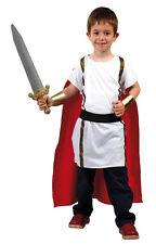 Disfraz romano niño infantil senador