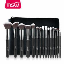 Herramientas de maquillaje Cepillos de Maquillaje Set Base en Polvo Sombra de Ojos Pelo Sintético Suave
