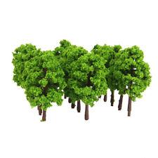 20pcs Green Tree Model Train Road Railway Layout Diorama Architecture 1/150